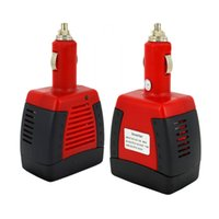 best car power inverter - Brand New best cigarette lighter Power Supply W V DC to V AC V USB Car Power Inverter Adapter with USB Charger Port