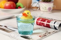 animal humidifiers - Portable USB Rubber Duck Mini Humidifier for Home Office Ultrasonic Cool Moisture Air Animal Cute Mist Humidifier LJJQ52