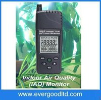 Wholesale CO2 Humidity and Temperature HVAC Indoor Air Quality Monitor TENMARS ST
