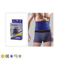 Wholesale Lenwave Brand Blue waist support Fitness Waist Exercise Wrap Belt Slimming Weight Loss waist belts gym belt H210666