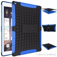 tyres china - 2 in Hybrid TPU PC Robot Case Cover with Stand Holder for iPad Pro inch tyre skin robot case