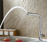 Wholesale Kitchen Faucet Can Rotate Used By Washing The Dishes Multi Function Puckering Alloy Used By Leading