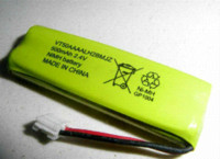 battery for vtech phone - Cordless Telephone Battery for AT amp T VTECH V mAh AAA BT18443 BT28443 XLNT cordless phone rechargeable batteries