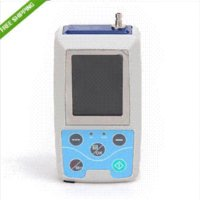 Wholesale CE Approved CONTEC ABPM50 Ambulatory Automatic Blood Pressure Monitor NIBP With cuffs monitor tft