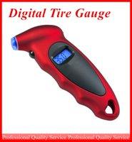 auto meter tire gauge - Digital Tire Gauge Universal High Accuracy Digital LCD Display Auto Car Tire Pressure Gauge Motor Tyre Air Pressure meter Bike Tester ATP025