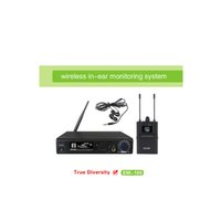 Wholesale NEW Top Quality Meter Long Working Distance Professional Wireless in ear Monitor System ACEMIC EM BY AIBIERTE
