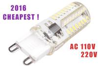 Corn dim - cheap USD G9 led Support dimmer W LED Lamp led light bulbs v V Cold white Warm white High quality X10