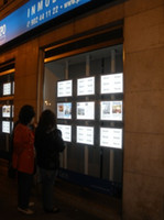 White LEDS advertising lists - LED Illuminated Real Estate Listing Window Displays A4 Acrylic Poster Frame Light Box Single Sided