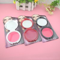 Wholesale Fashion Concealer D Powder Blush Long Lasting Single China Rouge for Stereo Bronzing Good Complexion Color Cheap Beauty Tool