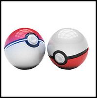 Wholesale 2 Generation mAh Poke Elf Ball Power Bank Battery Safety USB Charger Emergency for Mobile iphone Plus Note Android Phone charger