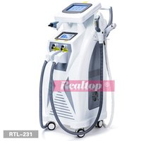 anti pigment - 2016 Newest IPL SHR Machine Best Professional IPL Machine for Hair Removal Skin Rejuvenation Pigment Therapy Beauty Machine IPL with ND YAG