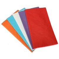 Wholesale High end Five Colors New Arrival Solid Color Plastic Tablecover Table Cover Cloth Cloths For Wedding Party Decor