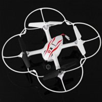 aircraft fiberglass - New Version Original SYMA X11 Aircraft G CH Axis Remote Control toys RC Helicopter Quadcopter Drone with Flash Lights dron
