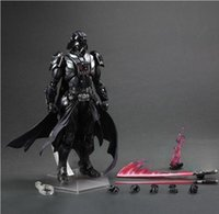 Wholesale Action Figures PLAY ARTS change Star Wars Darth Vader Star Wars Jedi hand Office cm PCV