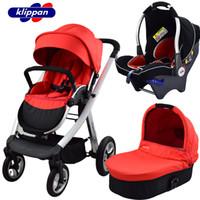 babies sleeping in car seats - Fashion Highview in Baby Stroller Pushchair Sleeping Basket Car Seat Portable Pram Folding Bidirectional wheel Suspension