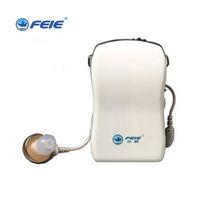 best amplifier receiver - Feie S P High Power Wired Box Mini Hearing Aid Best Sound Amplifier Receiver New