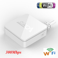 Wholesale Vonets Mini WiFi Wireless Router Bridge Mbps m Networking Wide Power Input DC5 V WiFi Bridge