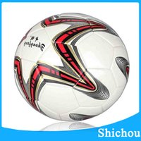 Wholesale Best quality Size football ball professional football match european cup champions PU Laminated Soccer ball