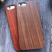 bamboo blank - Custom Blank Wood Phone Case for Laser Engrave for iPhone s Plus Bamboo Cell Phone Case