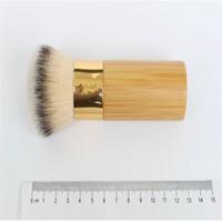 air brush effects - 1 TARTE The Buffer Airbrush Finish Bamboo FOUNDATION Brush Loose Paint Air Gun Type Effect Powder Wool cosmetic Makeup brush