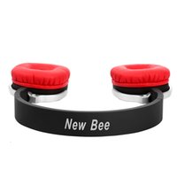 bee activities - New Bee Bluetooth Wireless Smart Headphone Activity Calorie Tracker NFC Noise Reduction Sports Headset with Microphone DHL