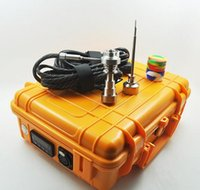 Wholesale new Titanium Nail High Quality Pelican case D nail Orange Powerful Taitanium Nail With mm Heating Coil made with free ship