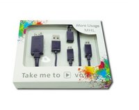 vga to usb converter - MHL To HDMI Adapter Kit Feet M Micro USB to HDMI Cable p HDTV Push from Smartphone to TV Multi Control Wiplug Cable Converter