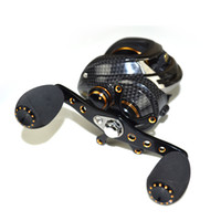 ball technology - Korean Technology SHISHAMO LB200 Baitcasting Reel Ball Bearings Carp Fishing Bass Fishing Left Handed Right Hand Bait Casting