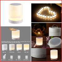 best control panel - Best Gift Smart Lamp Night Light Wireless Bluetooth Music Speaker Light Modes Studying Relaxation Bedtime Touch Sensitive Control Panel