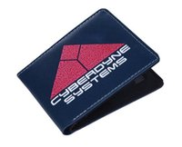 american business systems - 2016 Great Look Cyberdyne Systems Terminator Unisex Wallet Short Wallet Card Holder Bag Have Stock In UK