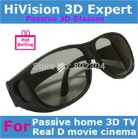 Wholesale ups generator Passive Real D Circular polarized d glasses for home d TV and Real D system movie theater by