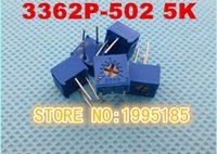Wholesale P precision adjustable potentiometer K lap potentiometer