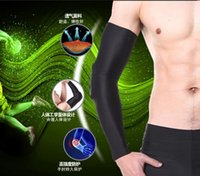 arm supports braces - 4 Colors Honeycomb Crashproof Basketball Shooting Elbow Support Compression Sleeve Arm Brace Protector Sport Safety Elbow Pads M L XL