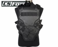 Wholesale Airsoft Military Tactical Transformers Vest with Gen Magazine Pouches Paintball Outdoor Sports Combat Vest Black Tan