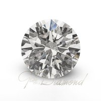 Wholesale Very Rare FL Flawless Clarity D Color Triple X GIA Round Brilliant
