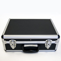 Wholesale BaseKey Tattoo Black Large Aluminum Box With Nail L01