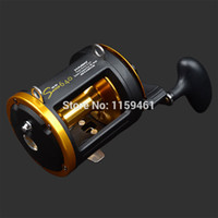 Wholesale Haibo bb Troll Multiplier Hand Drum Big Game Long Cast Fishing Reel Feeder China Equipment Gear Sea Spool Peche Wheel