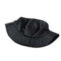 Wholesale 833pcs Color solid Black Bucket hats Buckets caps Bucket Hats Baseball Caps Cap Snap Back Snapbacks Hat High Quality Mixed Order
