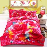 bedspread shop - Hot sale Bedding set D online shopping cotton comforter set quilt cover bed bedspread pillowcase queen size