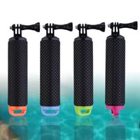Wholesale New Removable New Floating Hand Grip Handle Mount Stick For Gopro Xiaomi Yi Floaty Monopod for GoPro HD Hero