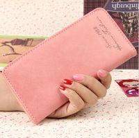 Wholesale New Design Fashion Women Wallets Crown Long Hasp Purse Female Clutch Wallet Multi Credit Card Holder with Holder Pocket Bag