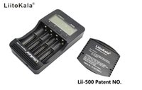 aa power supply - lii LCD V V AA AAA Battery Charger with screen lii500 no power supply