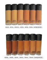Wholesale Fluid Foundation Studio Fix SPF15 ML Face Primer Cosmetics cream Concealer elastic lasting makeup thin light NC NW Concealer BB cream sell