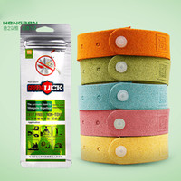 Wholesale Mosquito Repellent Wristband Summer Pregnant Woman Baby Anti Mosquito Bracelet Kids Outdoor Hand Ring New Arrival Fashion Soft Colors