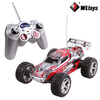 Wholesale US STOCK WLtoys High Speed G CH Mini Racing Radio Remote Control Car Toy Great Gift Red