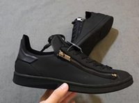 basketball training products - discount Y3 Stan Smith Zip Trainers Men and women sneakers further luxury products from the designer range Leather Training Sneakers Cleats