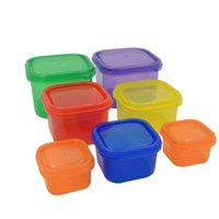 food box - 2016 New Fix Workout Day Food Container Plastic Meal Box for Fitness Exercise Supplement Energy Container