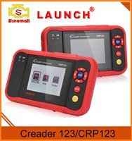 basic reader - Original Launch CReader Professional CRP123 Launch CRP OBDII EOBD CAN code reader multi language for Four basic systems ENG TCM ABS SRS
