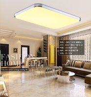 acrylic stair - New Modern Luxury LED Pendant Lights W W W W Sitting room Dining room Stair Bedroom study corridor Acrylic Pendant LAMPS