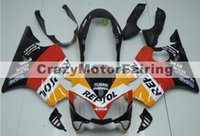 Wholesale New Fit Injection molding for HONDA CBR F4i fairings CBR600 F4i bodyworks Cool repsol
